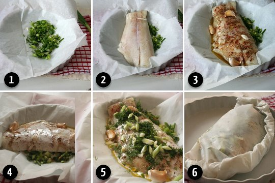 Fish Pease Puree - Steps